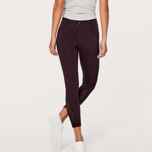 """Lululemon Meant To Move 7/8 Tight (25"""")"""